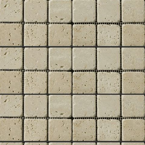 2x2 claro marmol onix travertino for Marmol travertino claro